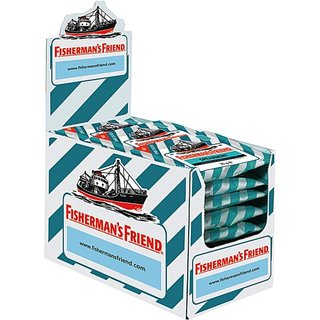 Fishermans Friend Spearmint o.Z. 24 St.