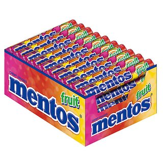 Mentos Fruit 40 St.