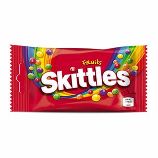 Skittles Fruits 14 St.