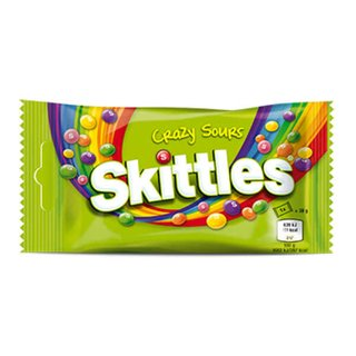 Skittles Crazy Sours 14 St.