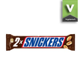 Snickers 2er Pack 24 St.