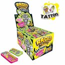 Radio Active Bubble Gum Tattoo 200 St.