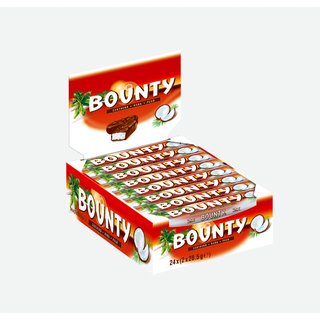 Bounty Zartherb 24 x 57g
